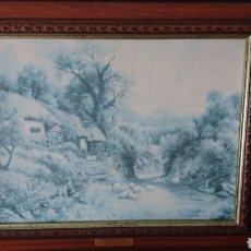 Arte: CUADRO REPRODUCCIÓN DE THE HOUSE OF ART. Lote 182330923