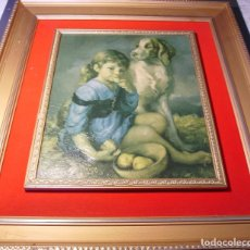 Arte: LÁMINA CUADRO DE FRANCISCO RIBERA . Lote 183096930