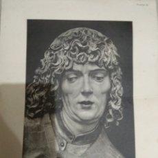 Arte: LA TETÉ DE SAINT JEAN. Lote 186170201
