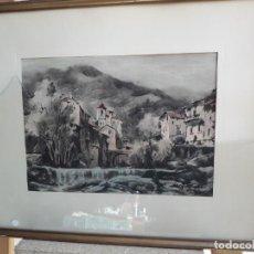 Arte: LAMINA PAISAJE . Lote 189738402