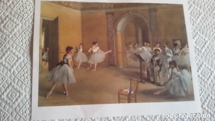 Arte: Lote 25 láminas de Arte-El Mundo- Grandes Genios (22), Los Tesoros Pabellón de España (3) - Foto 2 - 190092423
