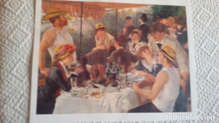 Arte: Lote 25 láminas de Arte-El Mundo- Grandes Genios (22), Los Tesoros Pabellón de España (3) - Foto 5 - 190092423