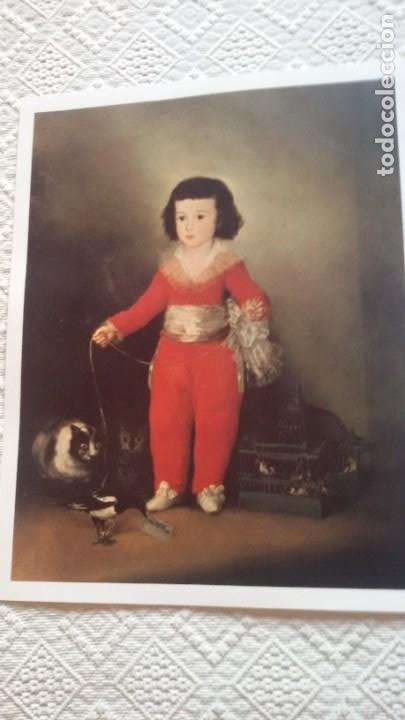 Arte: Lote 25 láminas de Arte-El Mundo- Grandes Genios (22), Los Tesoros Pabellón de España (3) - Foto 6 - 190092423