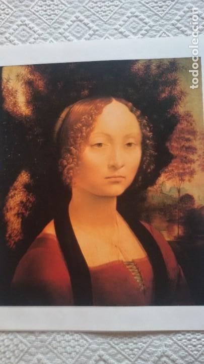 Arte: Lote 25 láminas de Arte-El Mundo- Grandes Genios (22), Los Tesoros Pabellón de España (3) - Foto 7 - 190092423
