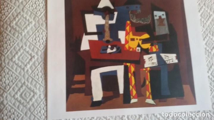 Arte: Lote 25 láminas de Arte-El Mundo- Grandes Genios (22), Los Tesoros Pabellón de España (3) - Foto 8 - 190092423