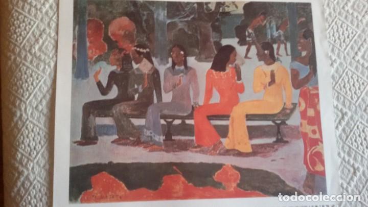 Arte: Lote 25 láminas de Arte-El Mundo- Grandes Genios (22), Los Tesoros Pabellón de España (3) - Foto 12 - 190092423