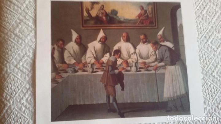 Arte: Lote 25 láminas de Arte-El Mundo- Grandes Genios (22), Los Tesoros Pabellón de España (3) - Foto 13 - 190092423