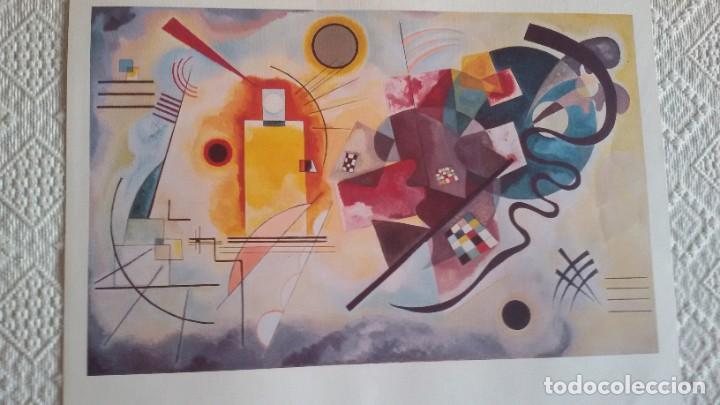 Arte: Lote 25 láminas de Arte-El Mundo- Grandes Genios (22), Los Tesoros Pabellón de España (3) - Foto 14 - 190092423
