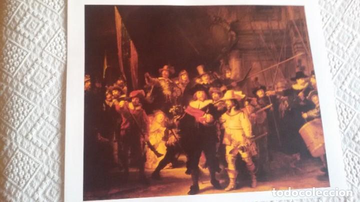 Arte: Lote 25 láminas de Arte-El Mundo- Grandes Genios (22), Los Tesoros Pabellón de España (3) - Foto 17 - 190092423