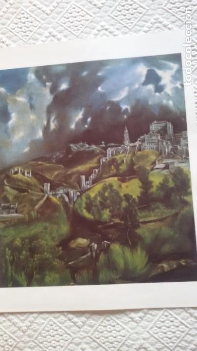 Arte: Lote 25 láminas de Arte-El Mundo- Grandes Genios (22), Los Tesoros Pabellón de España (3) - Foto 19 - 190092423