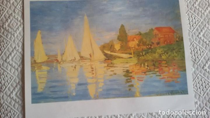 Arte: Lote 25 láminas de Arte-El Mundo- Grandes Genios (22), Los Tesoros Pabellón de España (3) - Foto 20 - 190092423