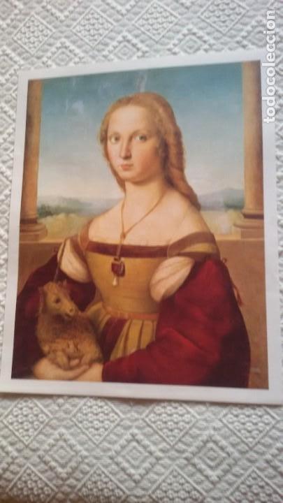 Arte: Lote 25 láminas de Arte-El Mundo- Grandes Genios (22), Los Tesoros Pabellón de España (3) - Foto 22 - 190092423