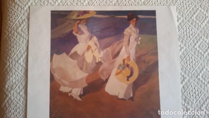 Arte: Lote 25 láminas de Arte-El Mundo- Grandes Genios (22), Los Tesoros Pabellón de España (3) - Foto 25 - 190092423