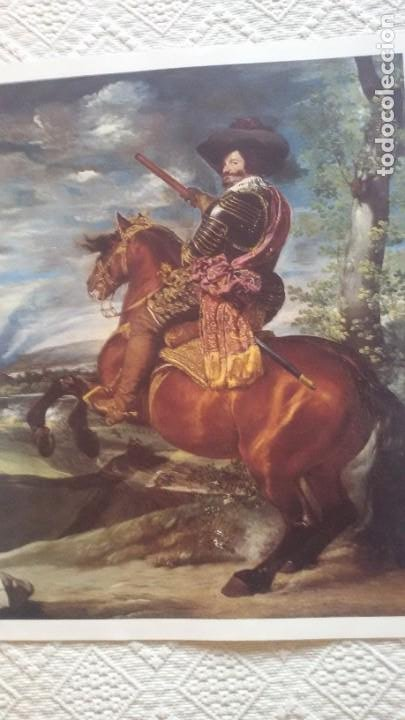 Arte: Lote 25 láminas de Arte-El Mundo- Grandes Genios (22), Los Tesoros Pabellón de España (3) - Foto 27 - 190092423