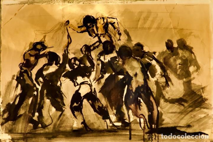 TORRERO (Arte - Láminas Antiguas)