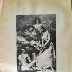 Art: DUENDECILLOS FRANCISCO DE GOYA. Lote 191869591