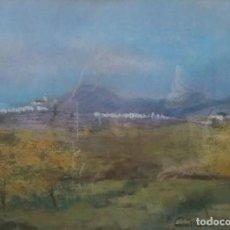 Arte: PEDRO FERNANDEZ CANCELA - LAMINA SOBRE PAPEL DE 120 GRAMOS. Lote 192571370