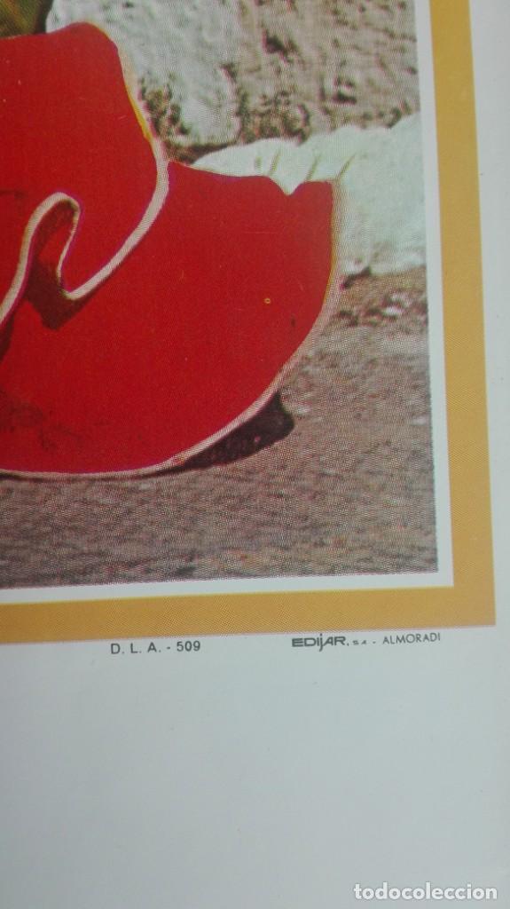 Arte: Bailadores flamencos lámina - Foto 3 - 194009766