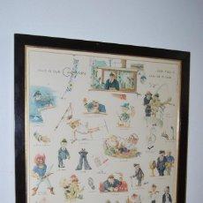 Arte: REPRODUCCIÓN OBRA ROGIER MEKEL - CAPITÁN DE BARCO - POSTER - THE TREASURE CHEST - HOLANDA. Lote 194226668