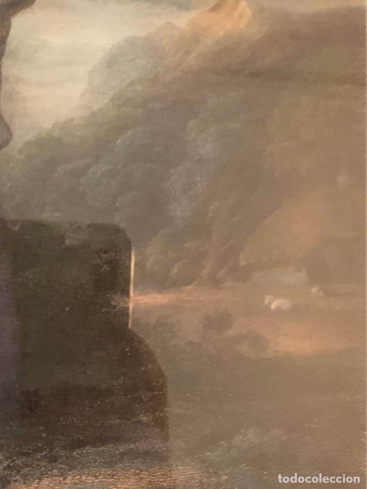 Arte: PAREJA DE CUADROS CON LÁMINAS - Foto 12 - 194322086