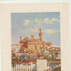 Arte: LÁMINA (20,5X28,5) COLECCIÓN BLANCO Y NEGRO. AZOTEAS SEVILLANAS DE GARCÍA Y RODRÍGUEZ. Lote 194681953