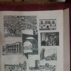Arte: COLECCION LAMINAS CIUDAD ZAMORA. Lote 196513281
