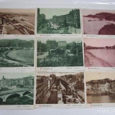 Arte: 12 LAMINAS EDICIÓN ÚNICA Y ESPECIAL PARA LA CRUZ ROJA ESPAÑOLA - AÑO 1946. Lote 197977026