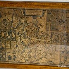 Art: MARCO ROBLE MAPA PRINC S XX. Lote 198913356
