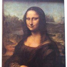 Arte: OBRAS PRIMAS DO RENASCIMENTO ITALIANO. LEONARDO DA VINCI. A GIOCONDA. Lote 199055841