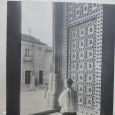 Arte: ALCALA DE HENARES MADRID LA MAGISTRAL CALOTIPO YERBURY 1926 23,5 X 32 CMTS . Lote 201098170
