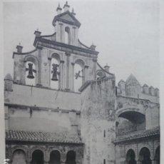 Arte: SEVILLA SAN ISIDORO DEL CAMPO CALOTIPO YERBURY 1926 23,5 X 32 CMTS . Lote 201098803