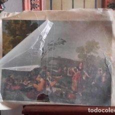 Arte: LÁMINA GOYA. Lote 201265497