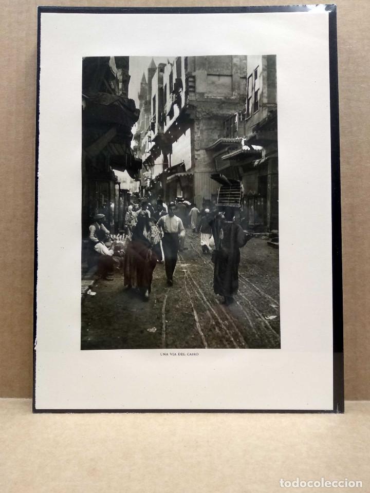 Arte: 6 Planchas fotograbado de Il mediterraneo de Orio Vergani 1930 - Foto 2 - 202338500