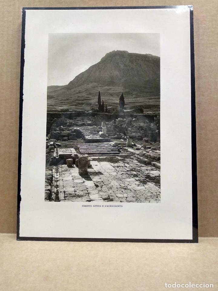 Arte: 6 Planchas fotograbado de Il mediterraneo de Orio Vergani 1930 - Foto 4 - 202338500
