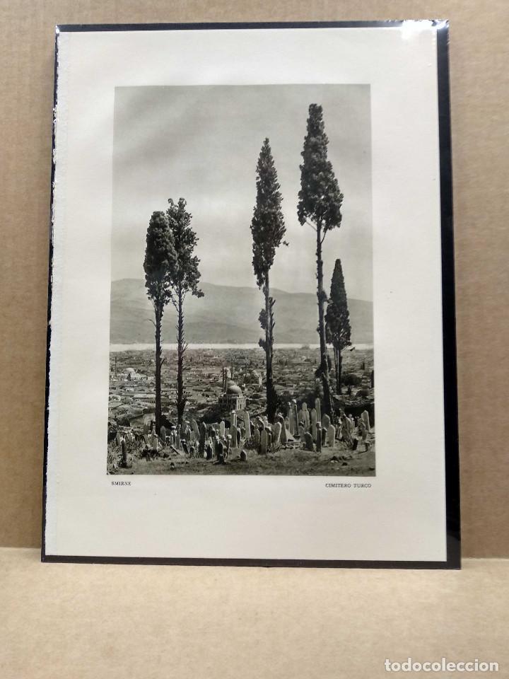 Arte: 6 Planchas fotograbado de Il mediterraneo de Orio Vergani 1930 - Foto 5 - 202338500