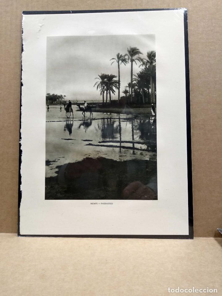 Arte: 6 Planchas fotograbado de Il mediterraneo de Orio Vergani 1930 - Foto 7 - 202338500