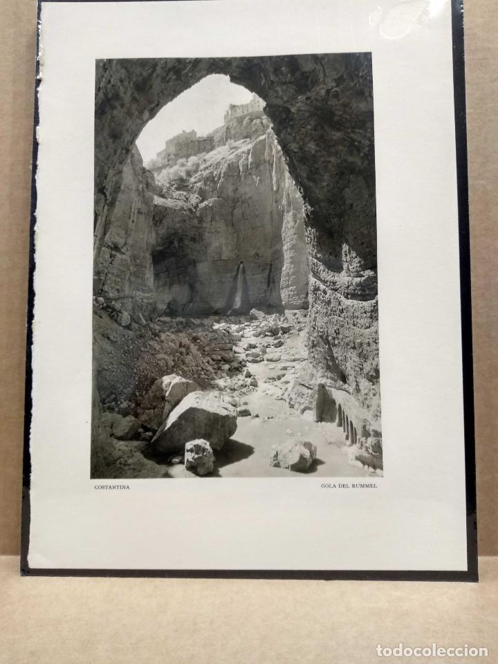 Arte: 6 Planchas fotograbado de Il mediterraneo de Orio Vergani 1930 - Foto 3 - 202338687