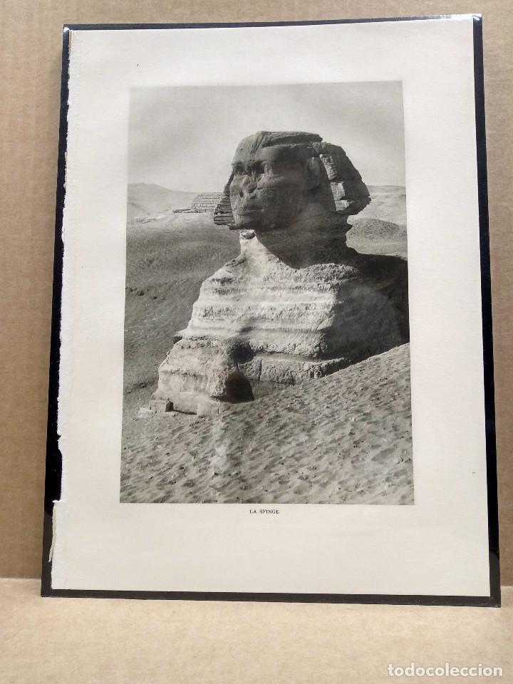 Arte: 6 Planchas fotograbado de Il mediterraneo de Orio Vergani 1930 - Foto 4 - 202338687