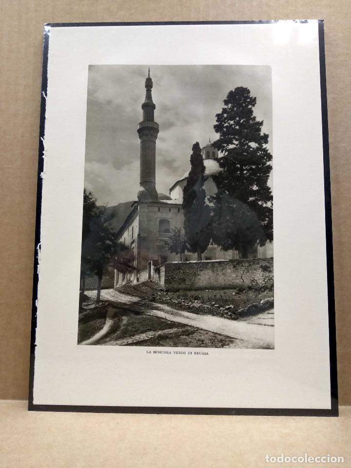 Arte: 6 Planchas fotograbado de Il mediterraneo de Orio Vergani 1930 - Foto 5 - 202338687