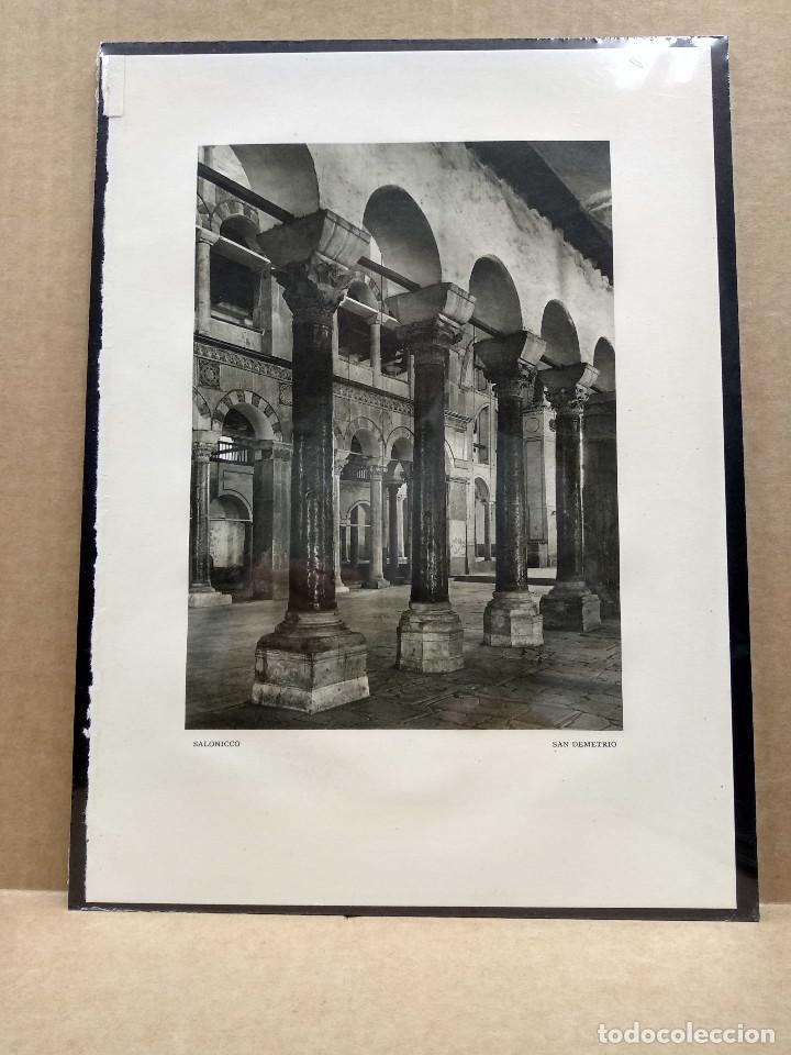 Arte: 6 Planchas fotograbado de Il mediterraneo de Orio Vergani 1930 - Foto 6 - 202338687