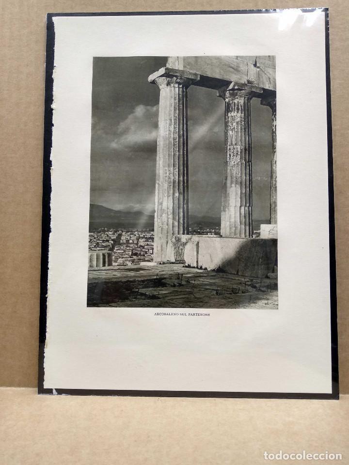 Arte: 6 Planchas fotograbado de Il mediterraneo de Orio Vergani 1930 - Foto 7 - 202338687