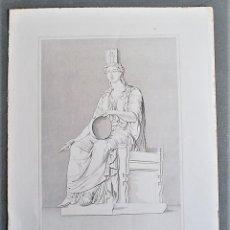 Arte: CIBELES. MITOLOGÍA. Lote 19095565
