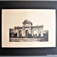 Arte: MADRID. PUERTA DE ALCALÁ. 1778. FRANCESCO SABATINI.. Lote 208348782