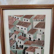 Arte: PRECIOSO CUADRO, LISTO PARA COLGAR, VER. Lote 208646558