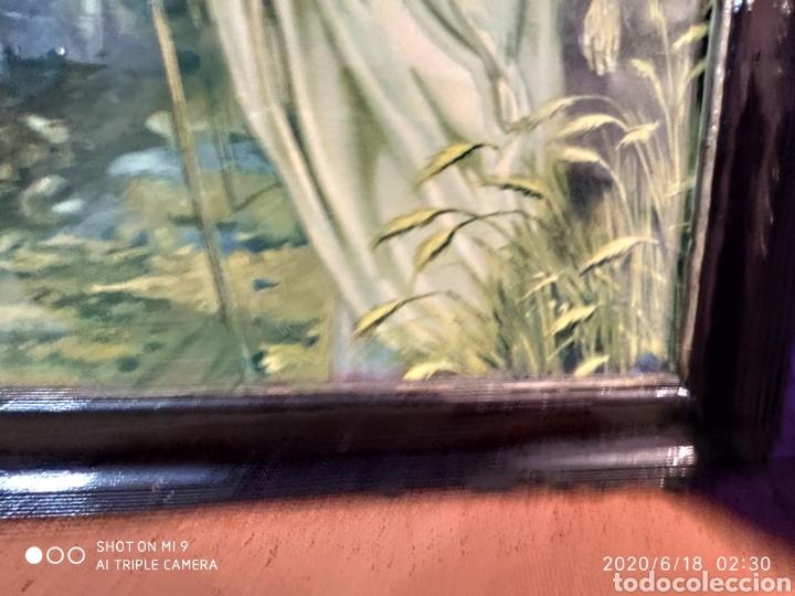 Arte: LAMINA O LITOGRAFÍA ANTIGUA, DE JESÚS CON LOS APÓSTOLES. VER, ÚNICA - Foto 12 - 208648563