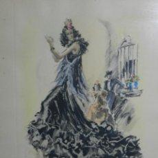 Arte: (M) LÁMINA ANTIGUA CORTESIA DE INDUSTRIA GRÁFICA VILADOT S.L 1944, ILUSTRADO POR P CLAPERA. Lote 210665661