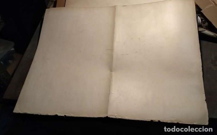 Arte: Dessins Darchitecture. Doce láminas litográficas de diversos tipos de edificios. Monrocq Fr, èdit. - Foto 71 - 213464950
