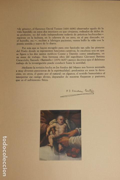 Arte: Lote de láminas de diferentes colecciones y revista de escultura - Foto 15 - 216797607
