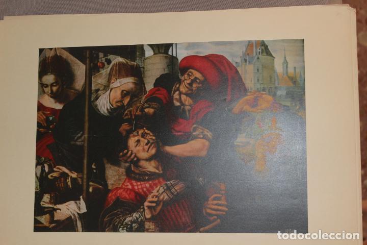 Arte: Lote de láminas de diferentes colecciones y revista de escultura - Foto 21 - 216797607