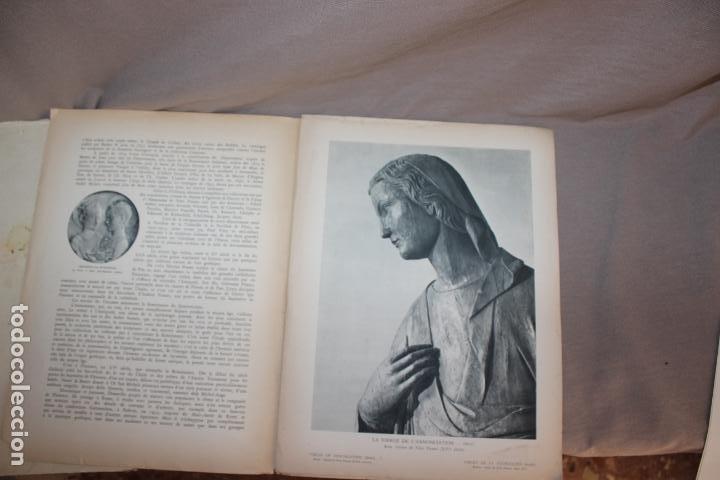 Arte: Lote de láminas de diferentes colecciones y revista de escultura - Foto 29 - 216797607